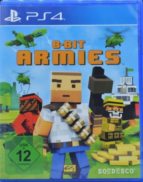8 Bit Armies PlayStation 4