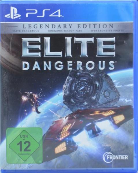 Elite Dangerous - Legendary Edition PlayStation 4