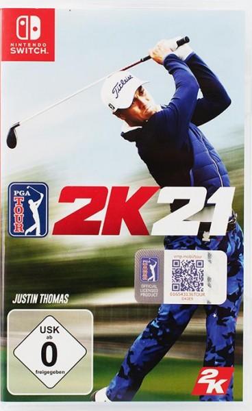 PGA Tour 2K21 Nintendo Switch