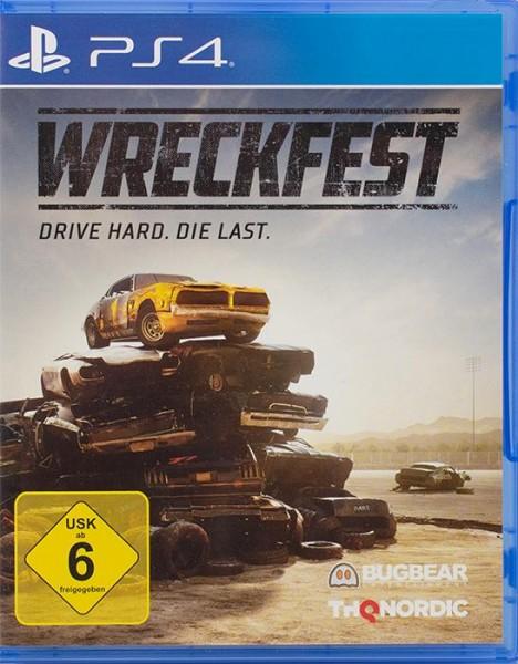 Wreckfest PlayStation 4