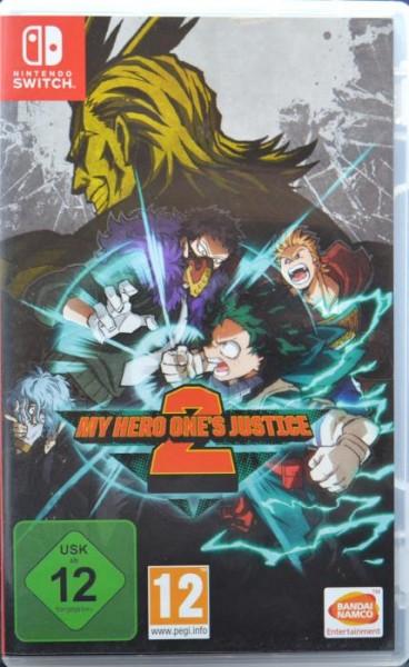 My Hero One's Justice 2 Nintendo Switch