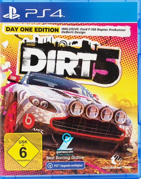 DIRT 5 - Day One Edition PlayStation 4