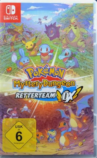 Pokemon Mystery Dungeon Retterteam DX Nintendo Switch