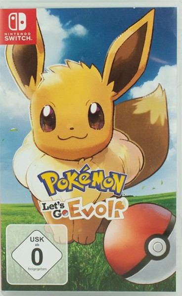 Pokemon: Let´s Go, Evoli! Nintendo Switch