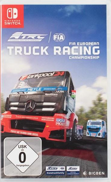 Fia Truck Racing Championship Nintendo Switch