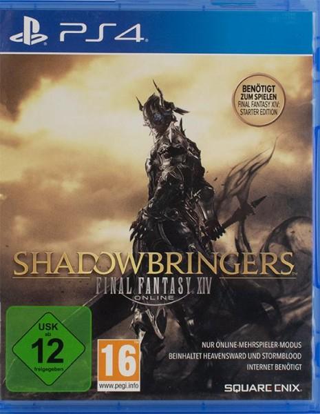 Final Fantasy XIV Shadowbringers PlayStation 4