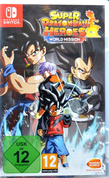 Super Dragon Ball Heroes World Mission - Day1 Edition Nintendo Switch