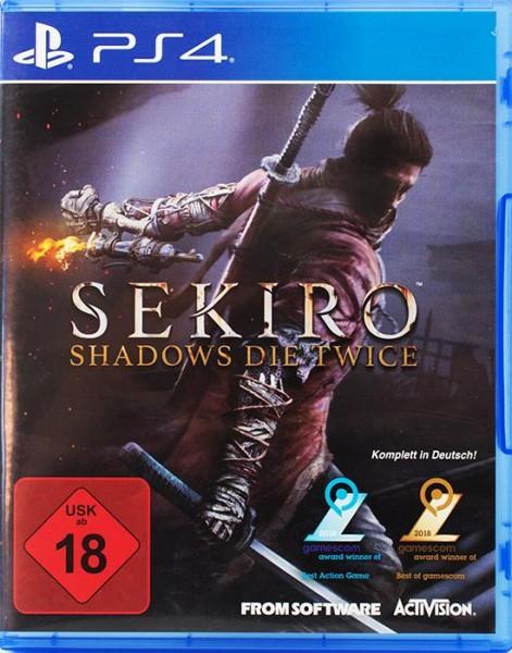 SEKIRO - Shadows Die Twice PlayStation 4