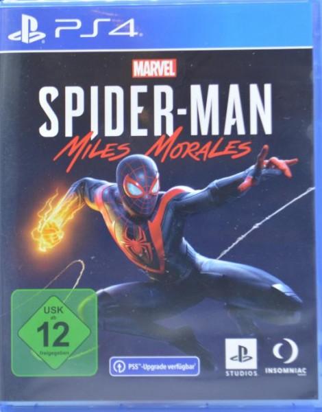 Marvel's Spider-Man Miles Morales PlayStation 4