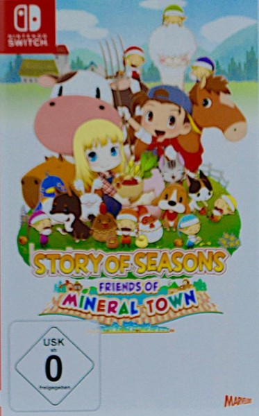 Story of Seasons Switch Friends of Mineral Town (Nintendo Switch)