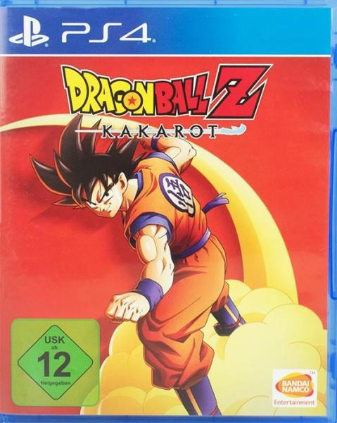 Dragon Ball Z Kakarot PlayStation 4