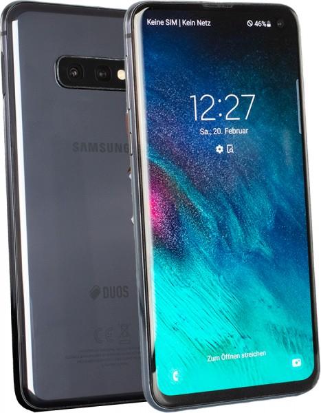 Samsung Galaxy S10e prism black