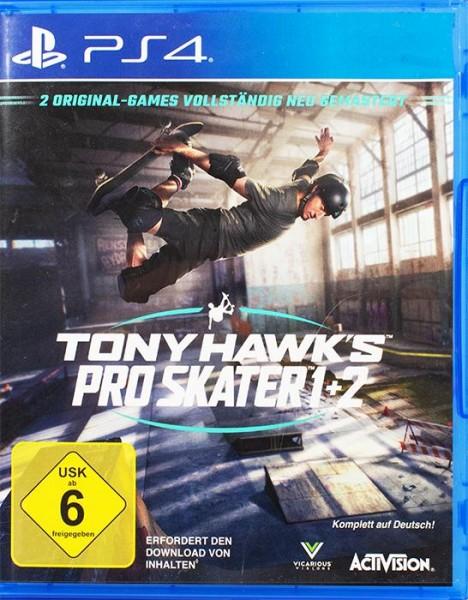 Tony Hawk's Pro Skater 1 + 2 PlayStation 4