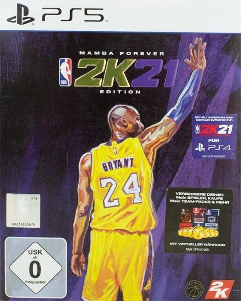 NBA 2K21 Legend Edition PlayStation 5