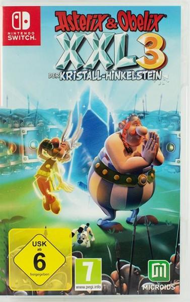 Asterix & Obelix XXL3 - Der Kristall-Hinkelstein Nintendo Switch