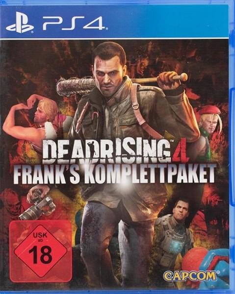 Dead Rising 4 Franks Komplettpaket PlayStation 4