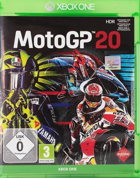 MotoGP20 XBOX ONE