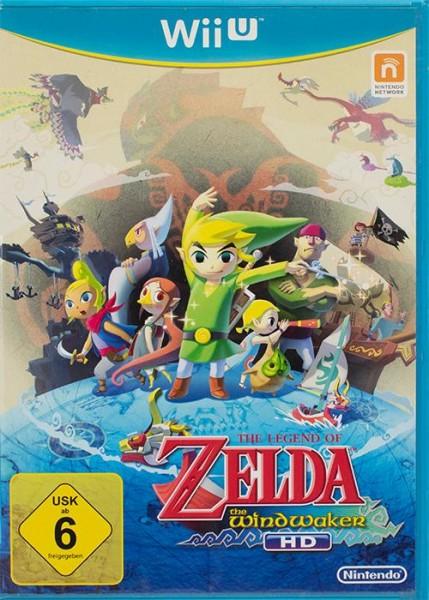 The Legend of Zelda: The Wind Waker HD Wii U