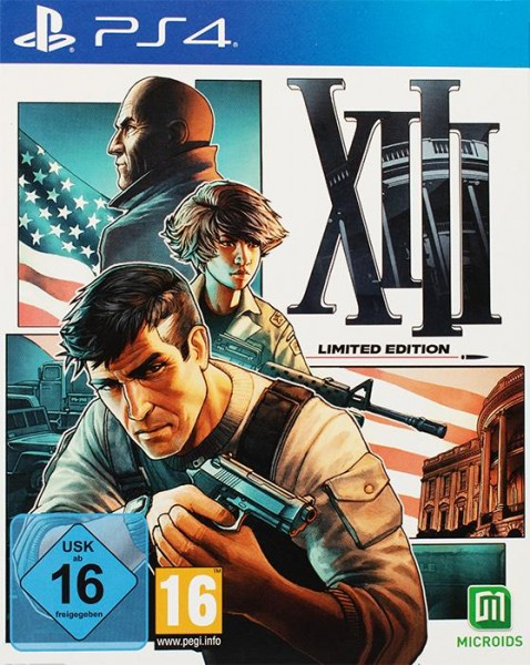 XIII - Limited Edition PlayStation 4
