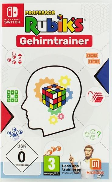 Professor Rubik's Gehirntrainer Nintendo Switch