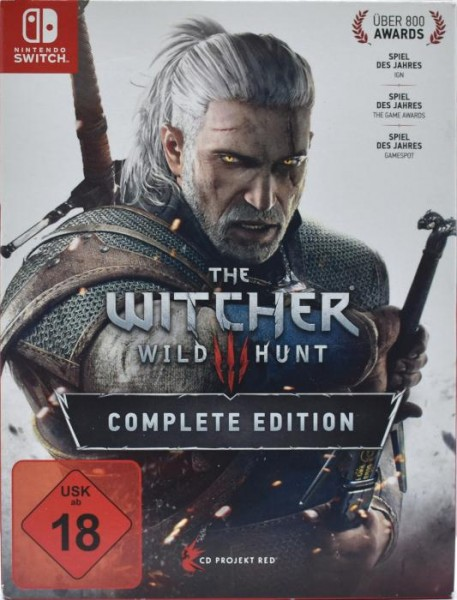 The Witcher 3 Wild Hunt - Complete Edition Nintendo Switch
