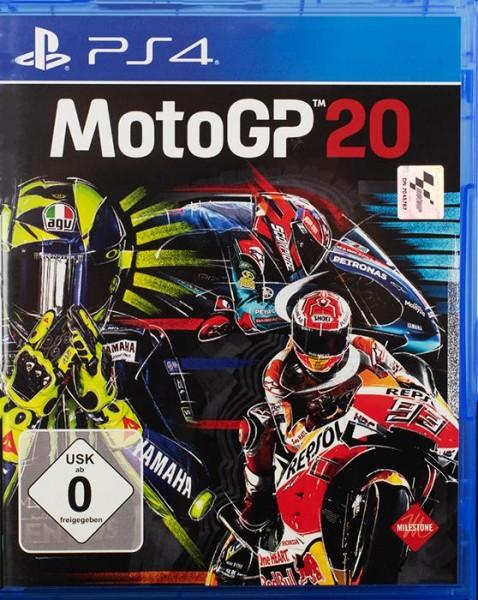 MotoGP20 PlayStation 4