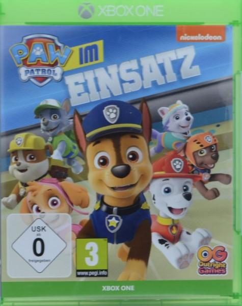 Paw Patrol: Im Einsatz (XBOX one)