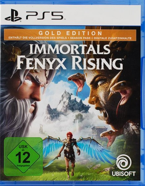 Immortals Fenyx Rising - Gold Edition PlayStation 5