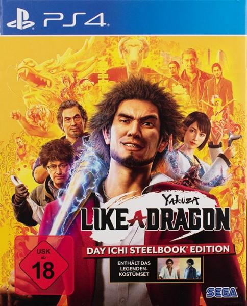 Yakuza 7: Like a Dragon - Day Ichi Edition PlayStation 4