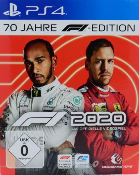 F1 2020 70 Jahre F1 Edition