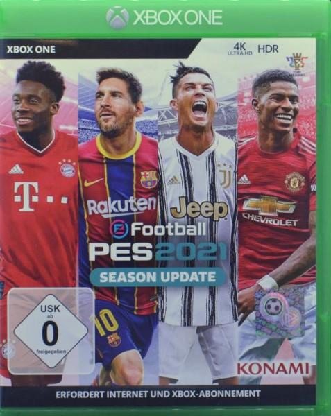 eFootball PES 2021 SEASON UPDATE XBOX ONE