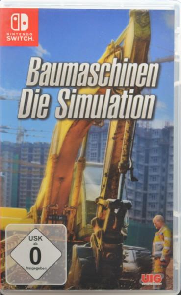 Baumaschinen - Die Simulation (Nintendo Switch)