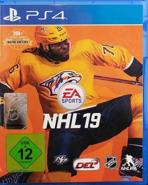 NHL 19 PlayStation 4