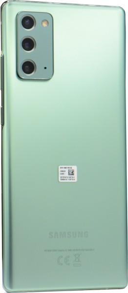 Samsung Galaxy Note 20 Msytic Green