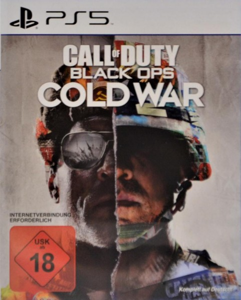 Call of Duty: Black Ops Cold War (PlayStation 5)