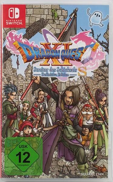 Dragon Quest XI S: Streiter des Schicksals - Definitive Edition Nintendo Switch