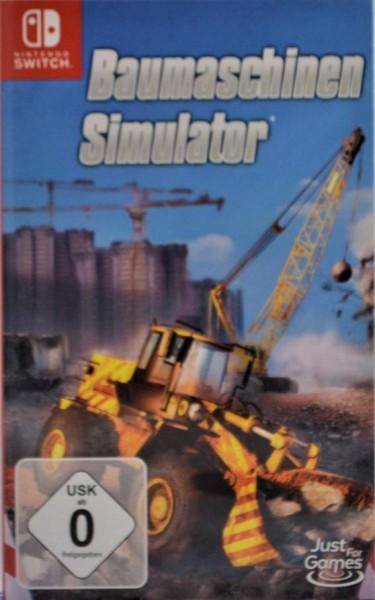 Baumaschinen Simulator (Nintendo Switch)