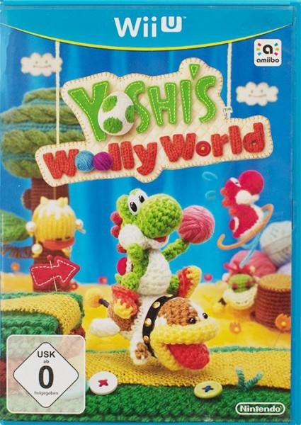 Yoshi's Woolly World Wii U