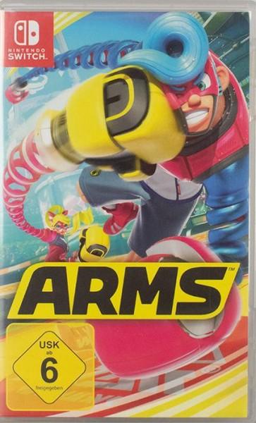 ARMS Nintendo Switch