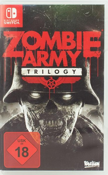 Zombie Army Trilogy Nintendo Switch