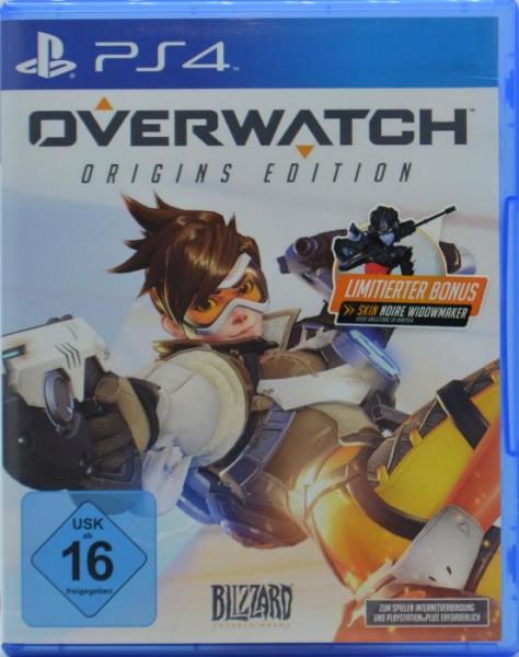 Overwatch - Origins Edition PlayStation 4
