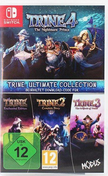 Trine 4 - Ultimate Collection Nintendo Switch