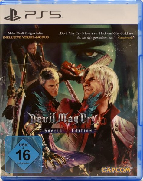 Devil May Cry 5 Special Edition PlayStation 5